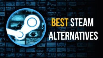 best alternatives for Steam