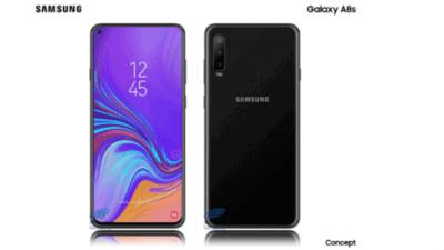Galaxy A8s Concept