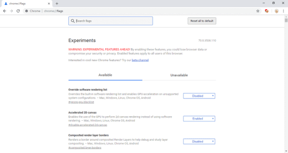 Reset Chrome Settings to Default in Windows and Mac