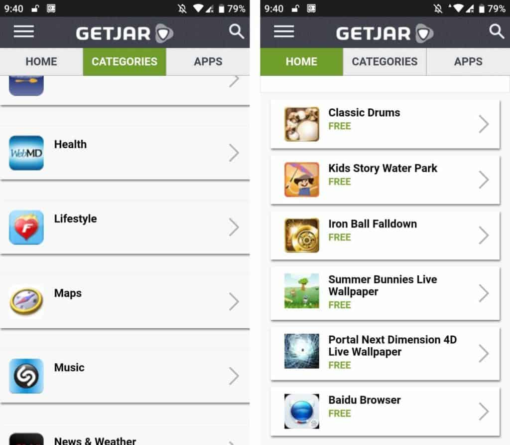 10 Best Google Play Store Alternatives [Free App Stores for