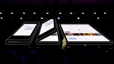 Samsung Galaxy X Preview