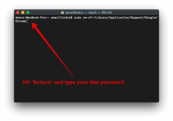 Solve Google Chrome Won't Load error in macOS