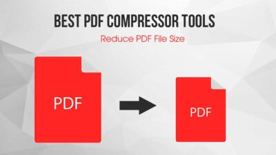 best pdf compressor tools