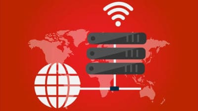 VPN connection routing