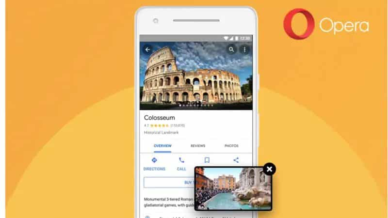 Opera for Android 50