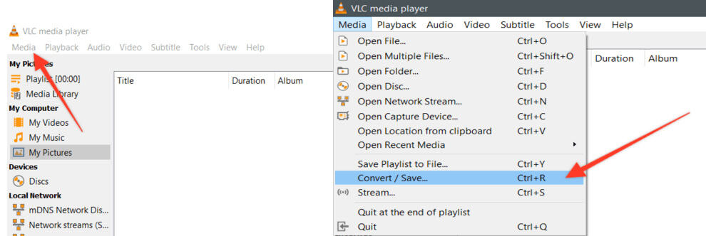 How to Convert M3U8 to MP4 in Windows Using VLC Media Player