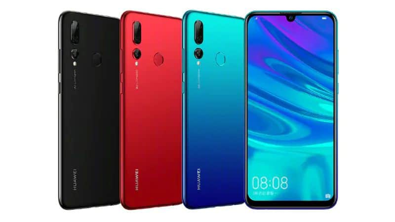 Huawei Launched Enjoy 9S with Triple Rear Camera Setup and