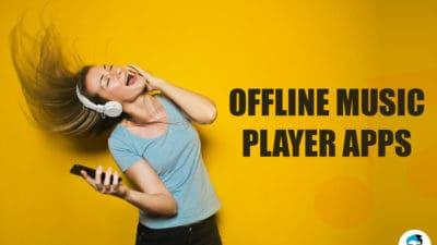 offline music player apps