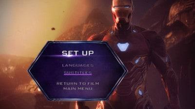 Avengers Infinty War movie