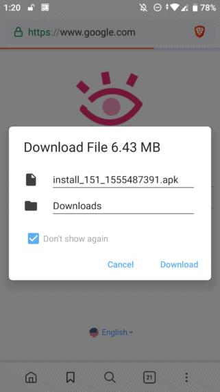 Install The SpyMyFone App