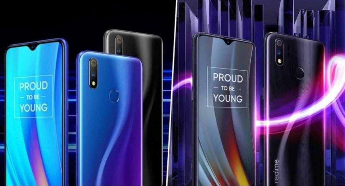 Realme 3 Pro and Realme C2 Launched in India - Price and