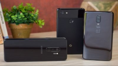Samsung users moving to OnePlus, Pixel