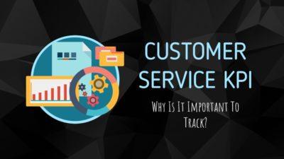 customer service kpi