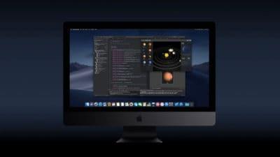 macOS Mojave's Dark Mode