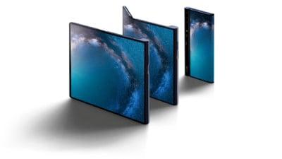 Huawei Mate X foldable smartphone