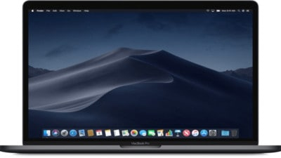OLED display for MacBooks