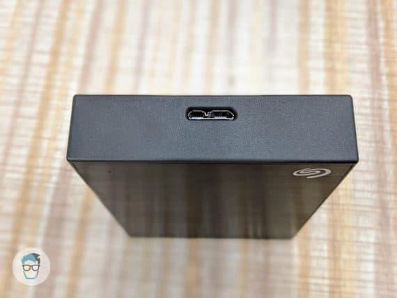 Seagate Backup Plus Portable Top