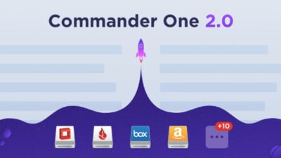 Update Version of Commander One