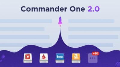 Update Version of Commander One
