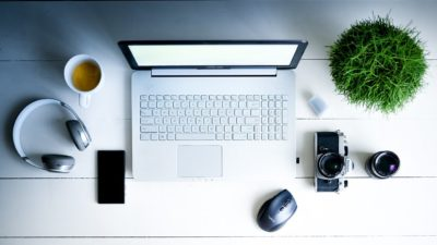 Minimal Office Desk