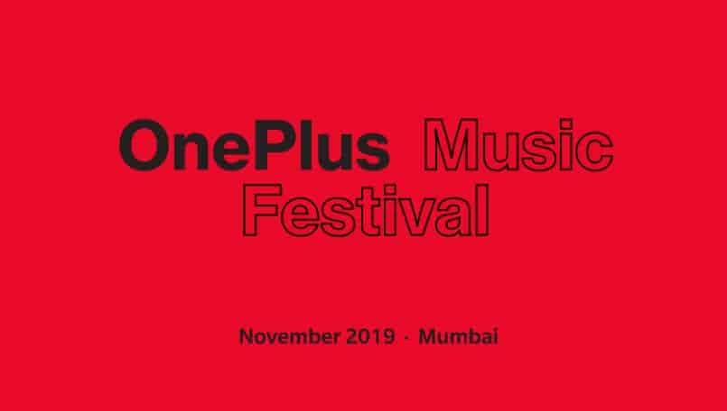 OnePlus Music Festival in Mumbai