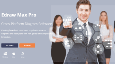 Edraw Max Pro Software