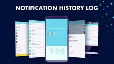 Notification History Log