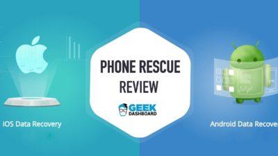 PhoneRescue Review