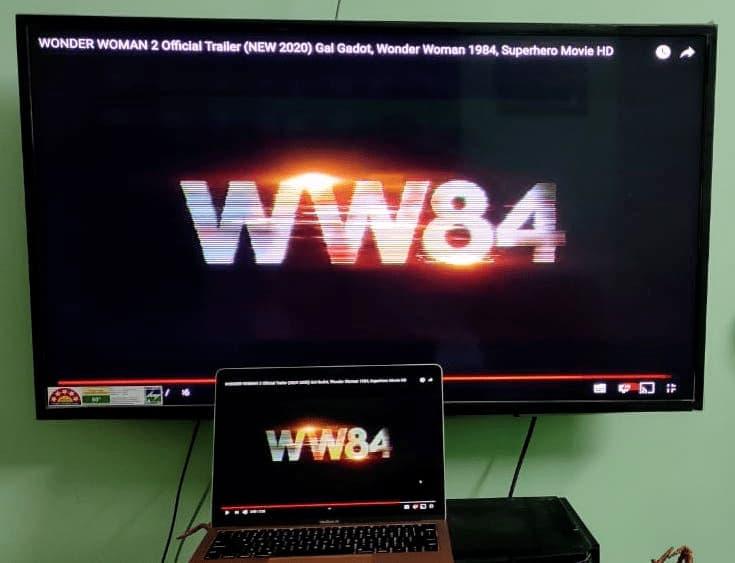 JustStream Mirroring Desktop for Entertainment