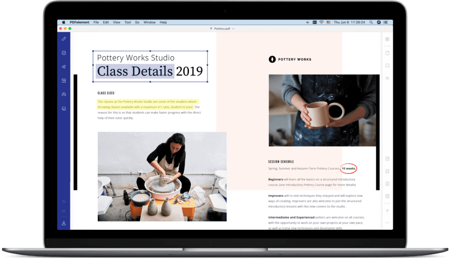 PDFelement for Mac Review