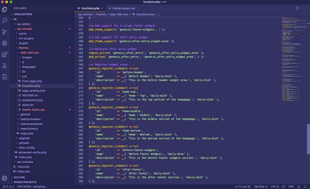 Microsoft Visual Studio Code