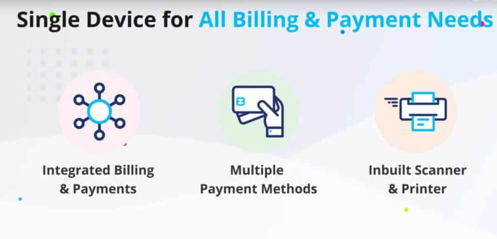 Paytm POS features