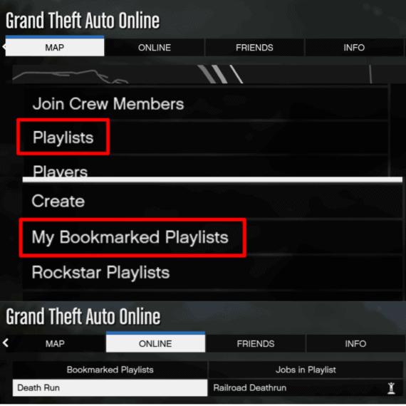 Access custom map in GTA 5