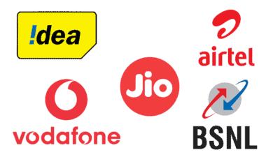 Telecom operators in India