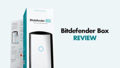 Bitdefender Box Review