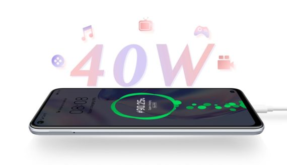 Huawei P40 Lite 5G features