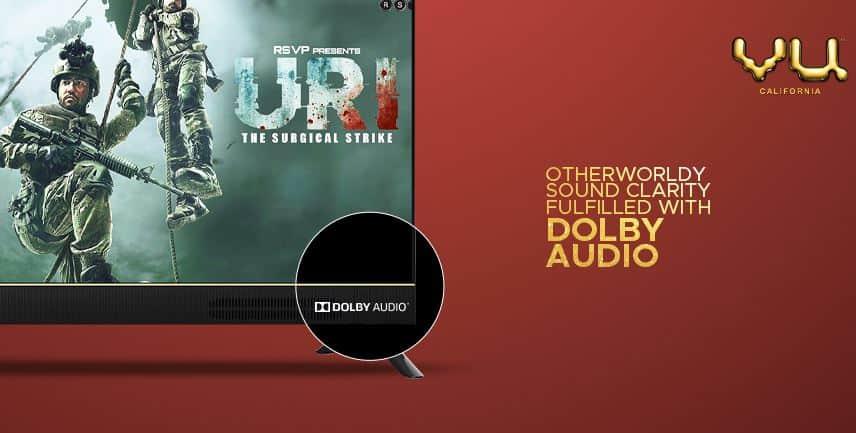 Vu Cinema TV Soundbar