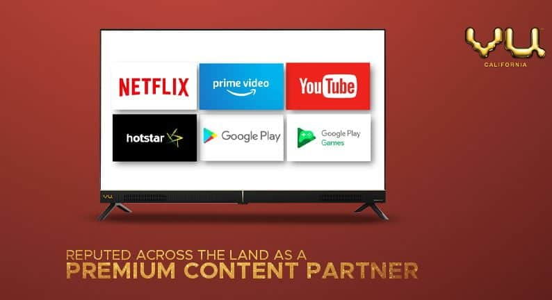 Vu Cinema TV features