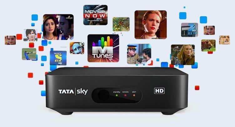 Tata Sky Set-top box