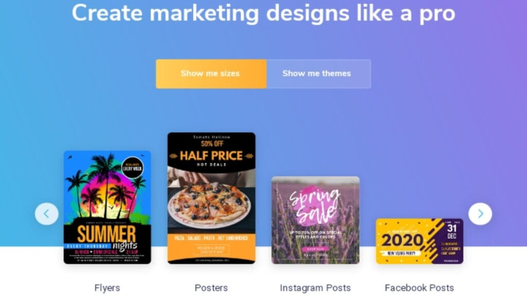 PosterMyWall Review - Create Marketing Design