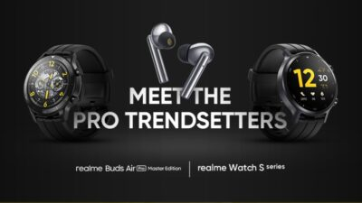 Realme Buds Air and Watch S