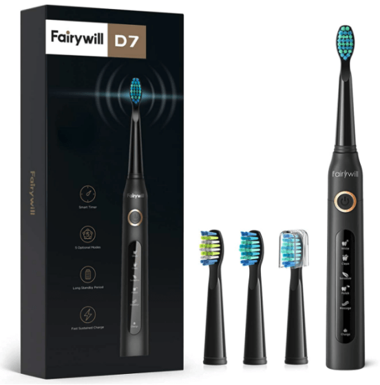 Fairywill 507 Electric Toothbrush