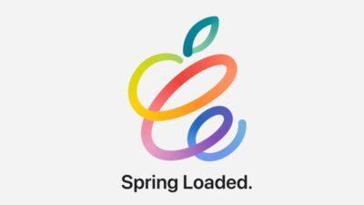 Apple Spring Event