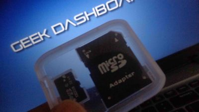 Win 32 GB Memory Card for free