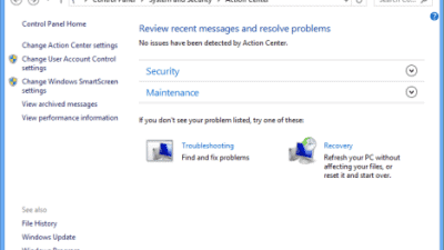 Use Action center in Windows