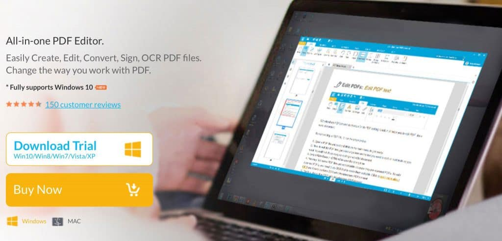 PDFelement - An All In One PDF Editor for your Office Work