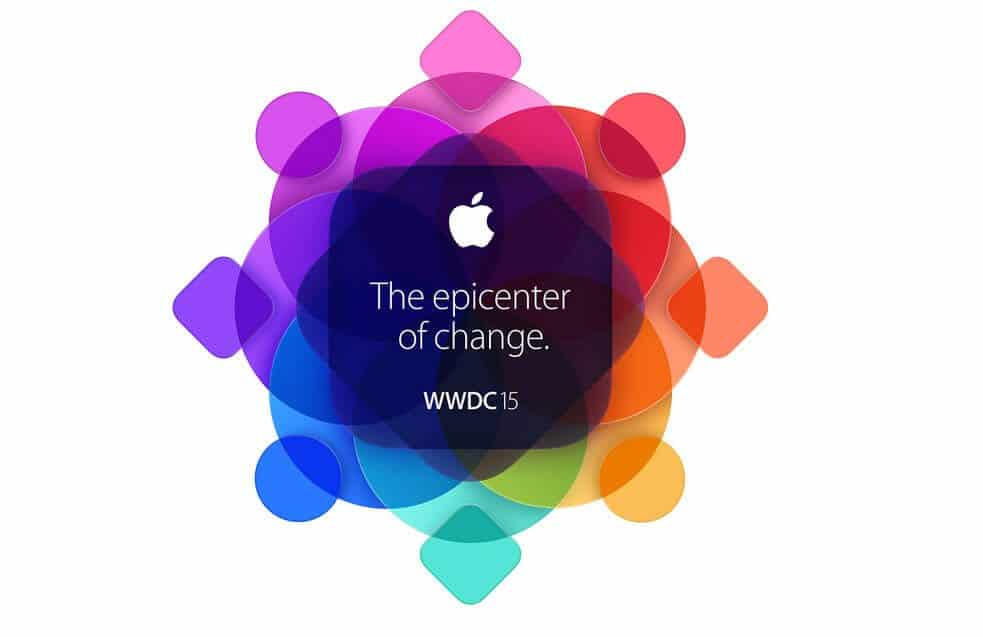 Apple WWDC 2015 keynote