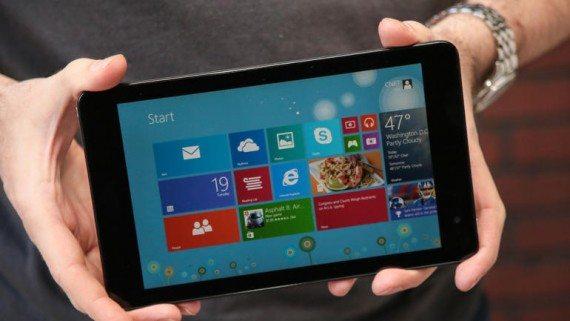 best windows 8 tablet