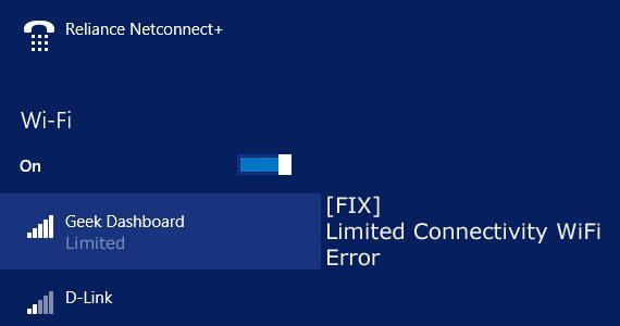 How to fix wireless wifi hitron