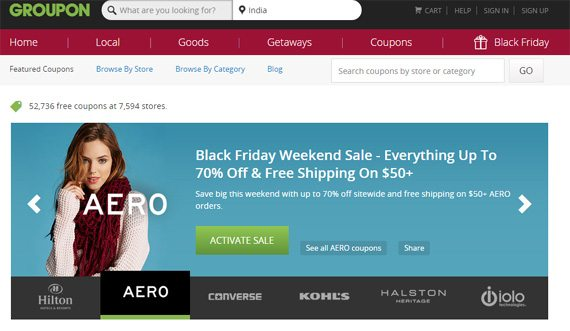 Top 7 best coupon sites for better online shopping for Online discount shopping sites